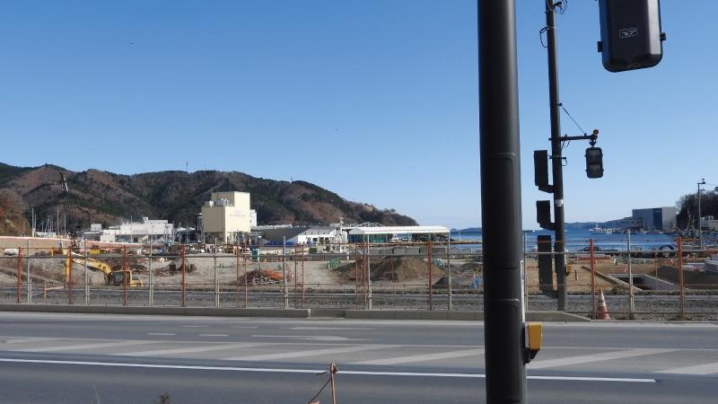 女川震災復興状況