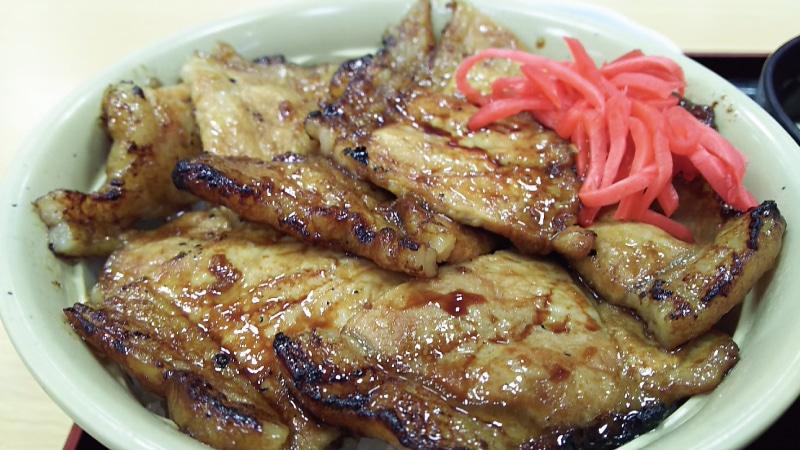 とん田の豚丼バスクーポン