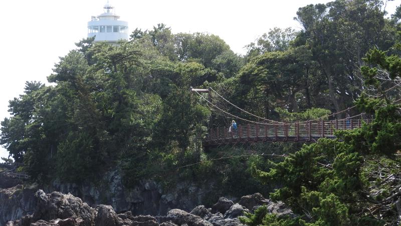 城ヶ崎海岸吊り橋2
