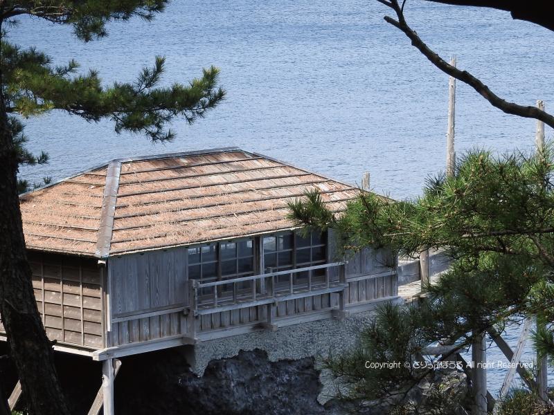 富戸の魚見小屋