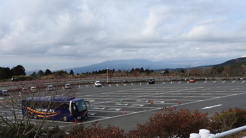 十国峠駐車場