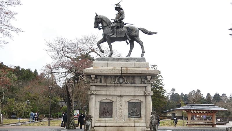 伊達政宗像(仙台)