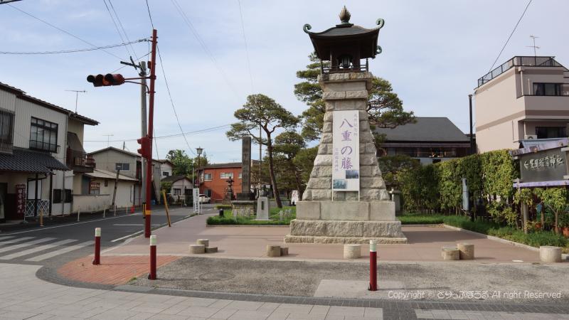 笠間稲荷神社入口