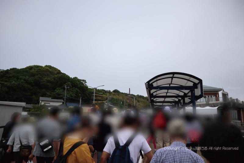 能古渡船場