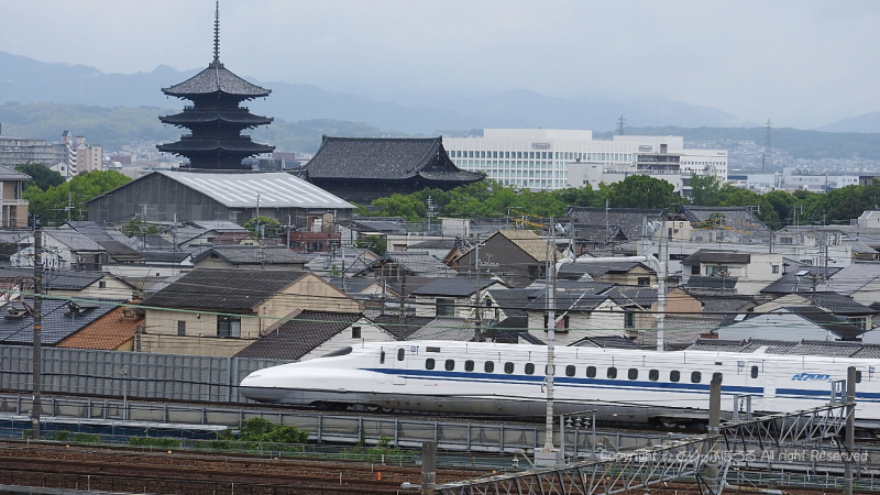 京都五重塔
