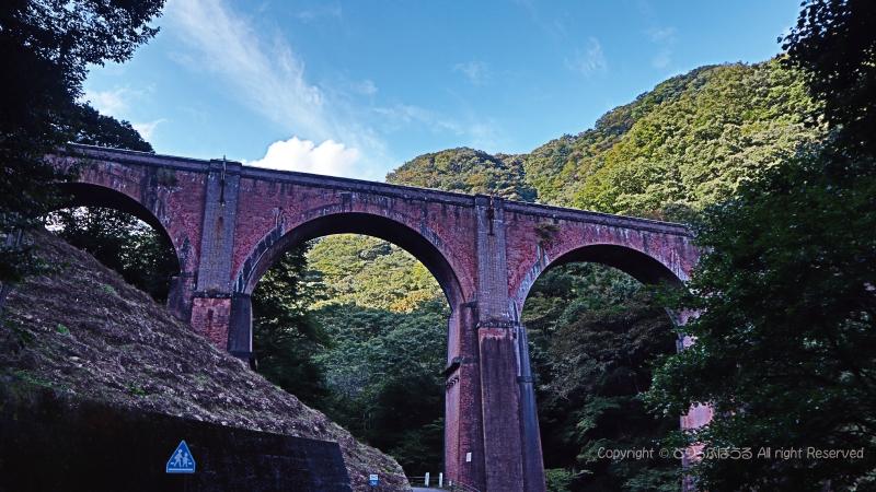 軽井沢めがね橋