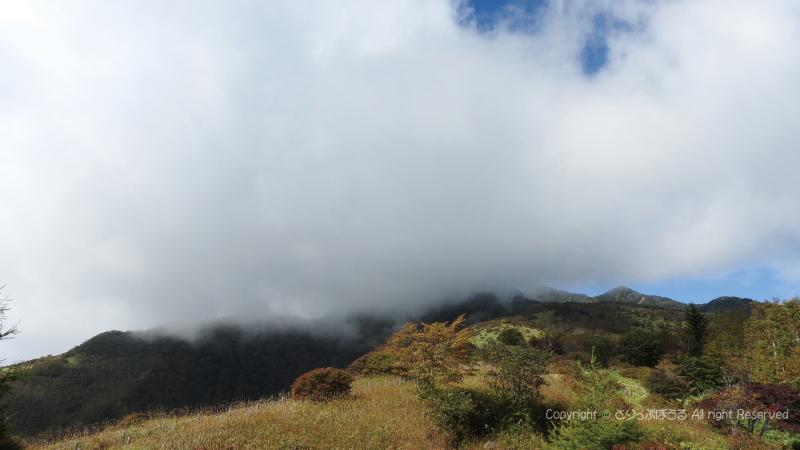 丸山・赤薙山山頂