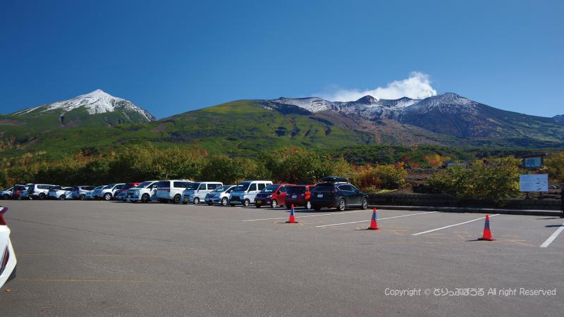 望岳台駐車場