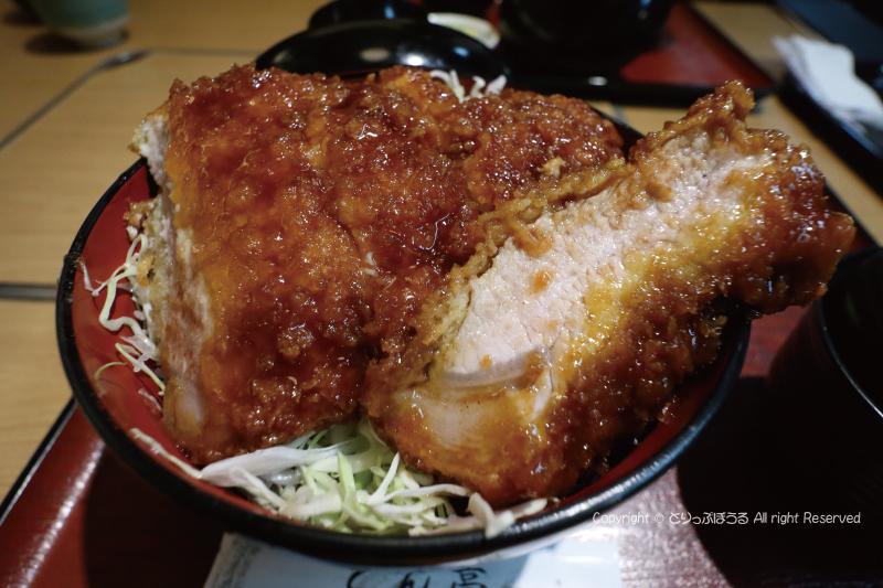 会津若松ソースカツ丼とん亭