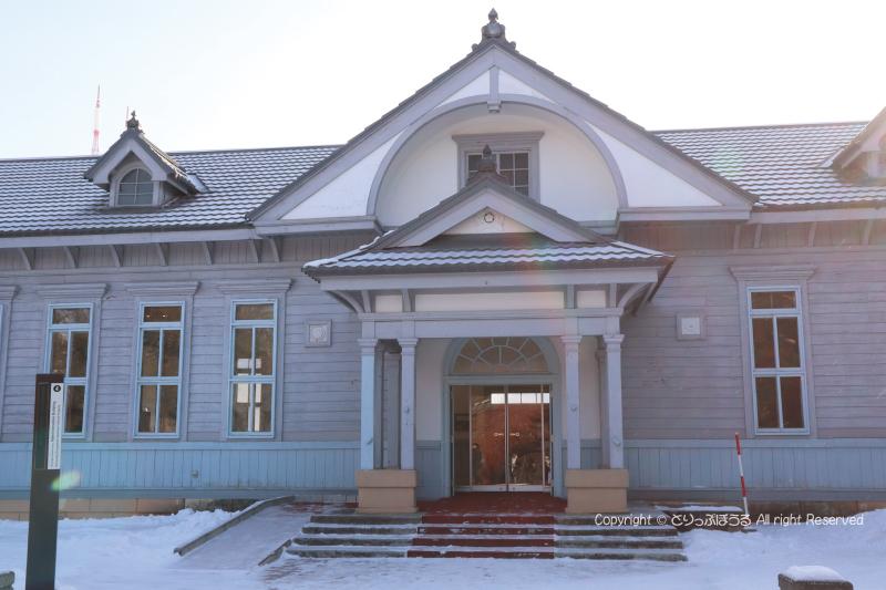 網走監獄庁舎