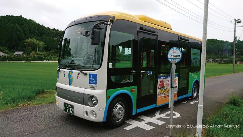 茂原駅からモバス