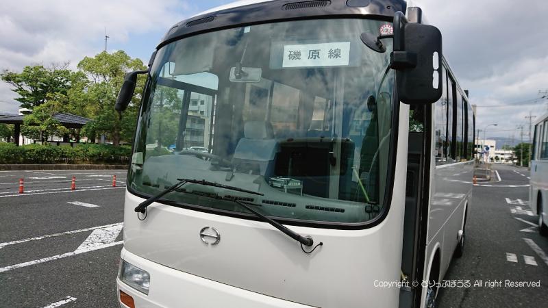 北茨城コミュニティーバス