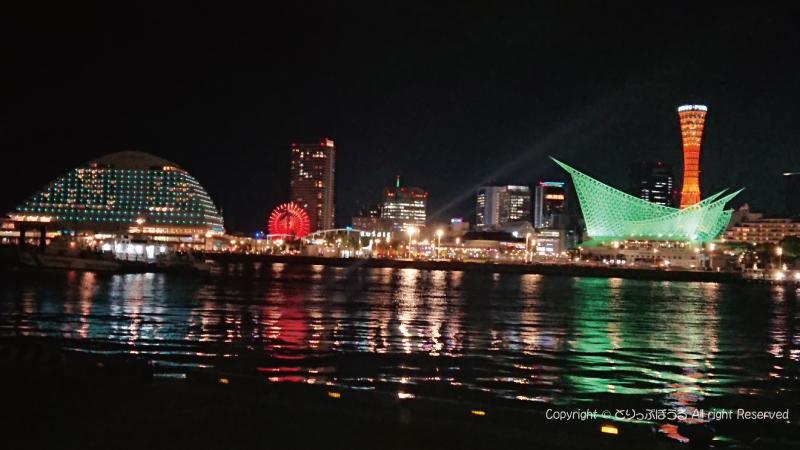 神戸港中央突堤