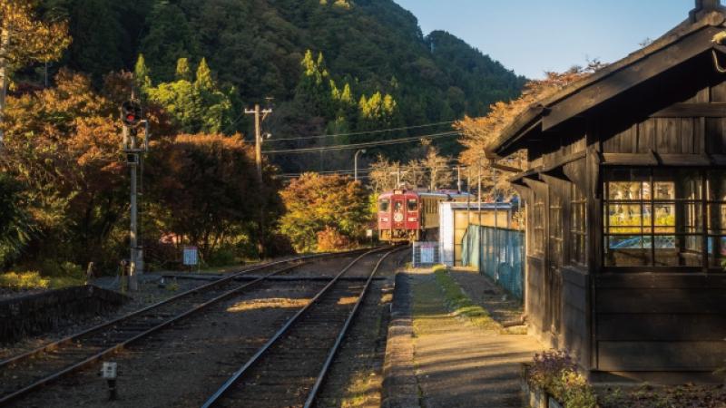 ACわたらせ渓谷鉄道