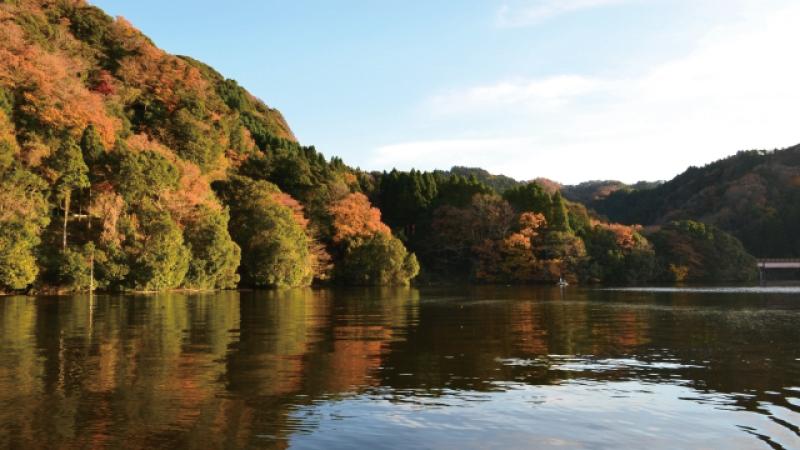 AC亀山湖