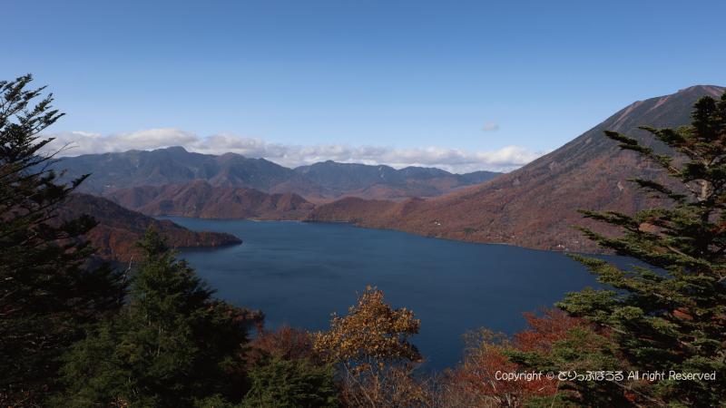 中禅寺湖展望台2