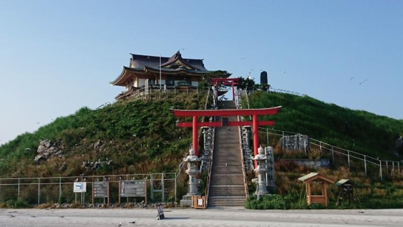 AC蕪島神社