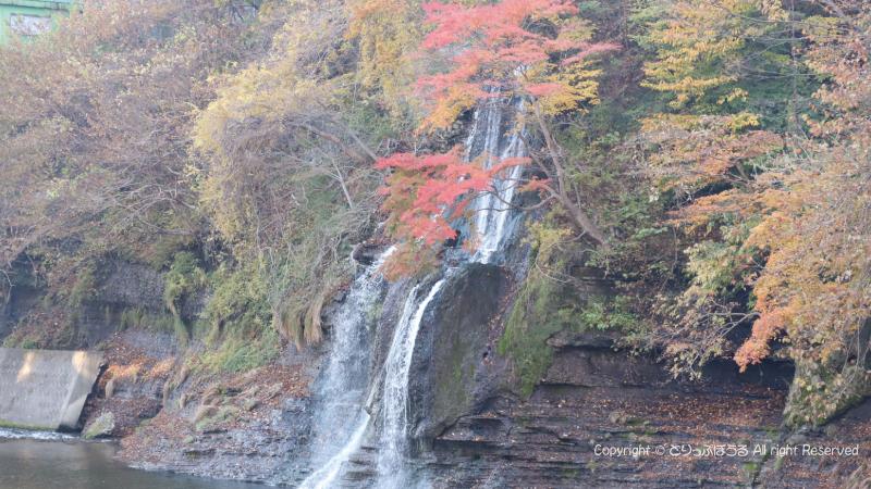 塩原温泉七絃の滝