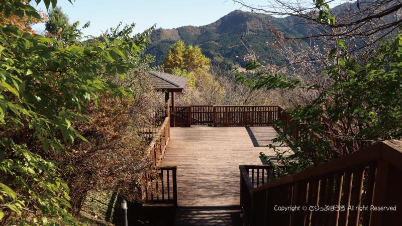 城峯公園展望台