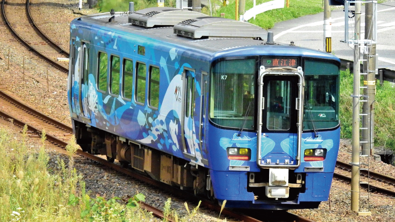 ACえちごトキめき鉄道