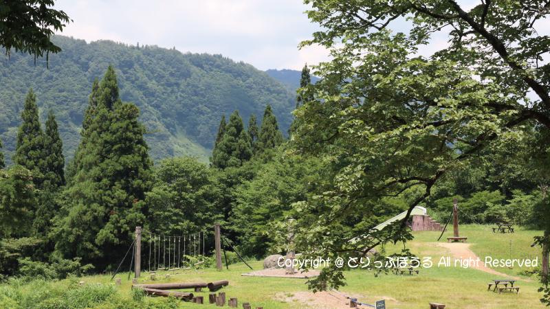 湯沢高原アスレチック