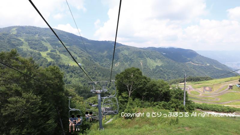 湯沢高原やまびこリフト